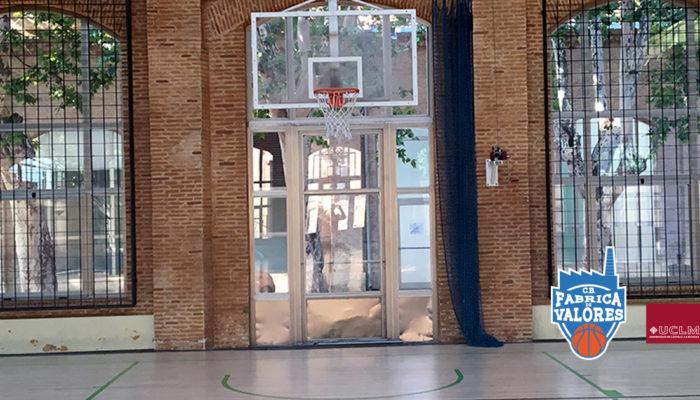 Pista Club Baloncesto Fábrica de Valores